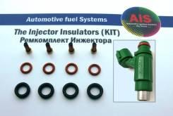 Ремкомплект на 4 инжектора = Для лодочных моторов Yamaha F150, FL150