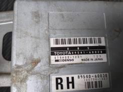 Блок управления ABS на Toyota Landcruiser HDJ81 1HDFT