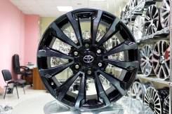 Новые диски R18 6*139.7 на Toyota Prado 2018