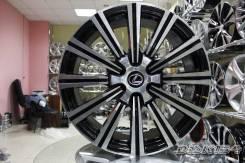 Новые диски в наличии R18 5*150 на Toyota Lexus