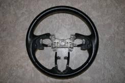 Кожаный руль Honda Fit