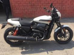 Harley-Davidson Street Rod, 2019