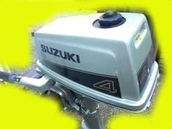 Продам лодоч. мотор Сузука 4 л. с. - 2 х. т