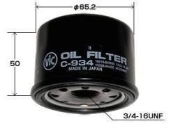 Фильтр масляный VIC C934