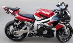 Yamaha YZF-R6, 2001