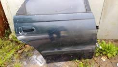 Накладка двери Toyota Caldina, Carina E,7574120620, T190 , задняя правая