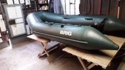 Лодка ПВХ Brig 285.