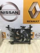 Вентилятор охлаждения двигателя (диффузор) Nissan Terrano [2140000Q4A]
