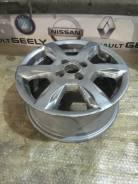 Диск колесный литой Nissan Almera 2013> G15