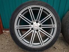 Красивые легкосплавные диски Vossen R18 c шинами 235/45/18 на докатку