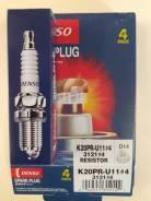 Свеча зажигания Denso K20PRU11. Замена !