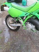 Kawasaki KDX 250, 1992