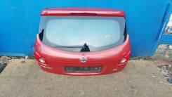 Крышка (дверь) багажника Nissan Qashqai J10 2008 (внедорожник)