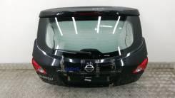 Крышка (дверь) багажника Nissan Qashqai J10 2009 (внедорожник)
