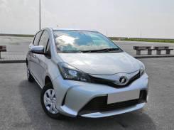 Аренда авто Toyota Vitz