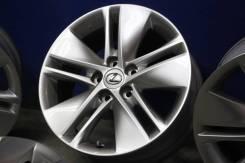 Оригинальные диски Lexus R17 5*114.3 7J ET39