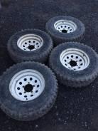 Комплект грязевых колес Suzuki, Нива, УАЗ, 5*139.7 235/75 15