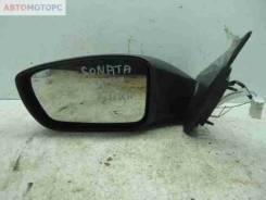 Зеркало левое Hyundai Sonata VI (YF) 2009 - 2014 (Седан)