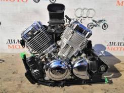 Двигатель (мото) Yamaha DragStar 400