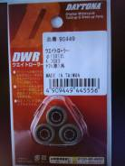 Ролики вариатора из Japan(15на12L)4гр) пр-ва Daytona скутер Yamaha JOG