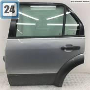 Дверь боковая задняя левая Ford Freestyle