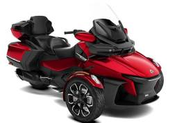 BRP Can-Am Spyder RT Limited, 2020