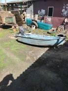Продаю лодку ёрш с мотором