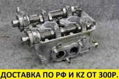 Головка блока цилиндров, левая Subaru EJ206/EJ208, дорест