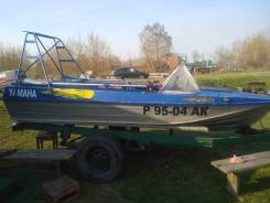 "Продам лодку ""Казанка"" 5М2"