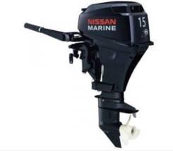 Лодочный мотор NS Marine NMF 15 С1