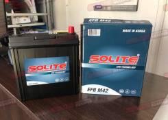 Аккумулятор Solite EFB M42 M-42 40а/ч 400A Start-STOP