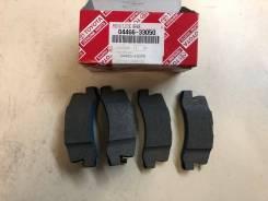 Колодки тормозные дисковые, задние, комплект Toyota 04466-33050