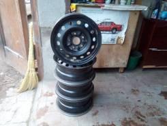 Комплект штамповок R14 5*114,3 Toyota