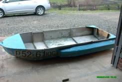 Продам самодельную лодку