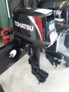 Продам лодочный мотор Tohatsu M 9.8 BS