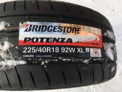 Bridgestone Potenza RE002 Adrenalin, 225/40 R18 92W