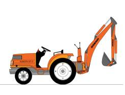 Эксковаторная установка Pashin Constructor