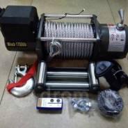 Лебедка Электрическая 24V Electric Winch Grizzly 17000LBS / 7727 КГ