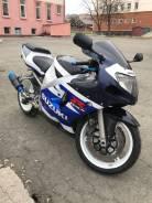Suzuki GSX-R 600, 2003