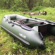 Лодка пвх Аква 2900ск