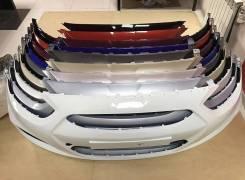 Бампера окрашенные и Кузовное железо, оптика , комплектующие!