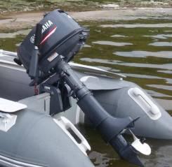 Лодочный мотор Yamaha 4аcmh. Б/У