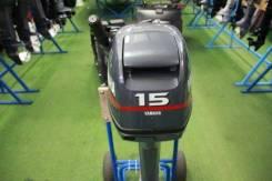 Лодочный мотор Yamaha 15fmhs. Б/У