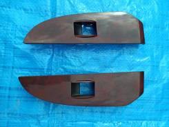 Накладка блока управления стеклоподъемникам Cadillac Escalade 09г 6.2L
