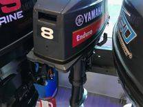 Мотор Yamaha 8 Enduro