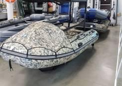 Лодка Gladiator E380
