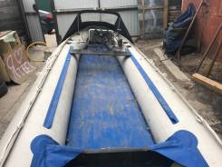 Продам лодку солар 555
