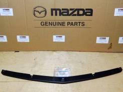 Спойлер бампера переднего Mazda 3(BK) HB 2006-2009