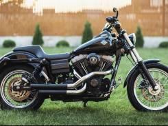 Harley-Davidson Dyna Street Bob, 2006