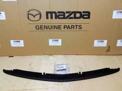 Спойлер бампера переднего Mazda 3 (BL) 2011-2013